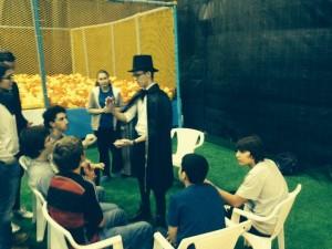 Magician petreceri magice Bucuresti