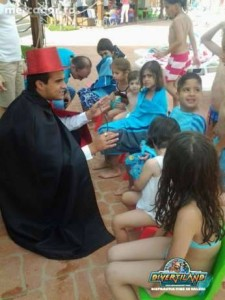 Magician copii Bucuresti