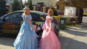 Aurora si Cenusareasa petreceri copii
