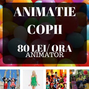 Inchiriere animatori petreceri copii