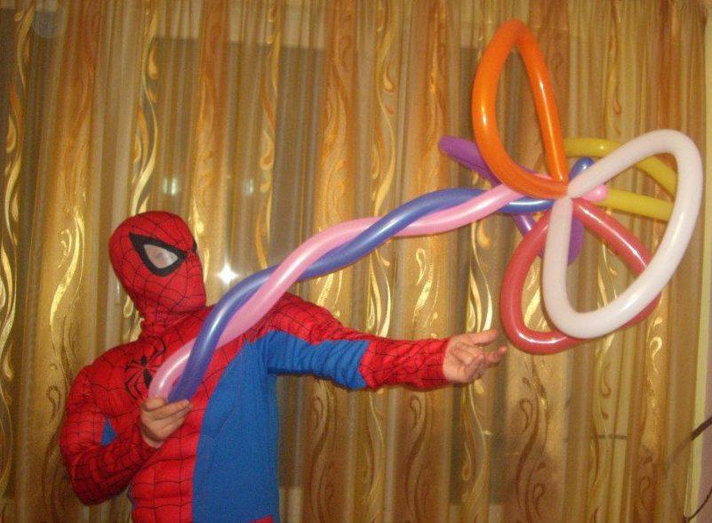 spiderman animator copii