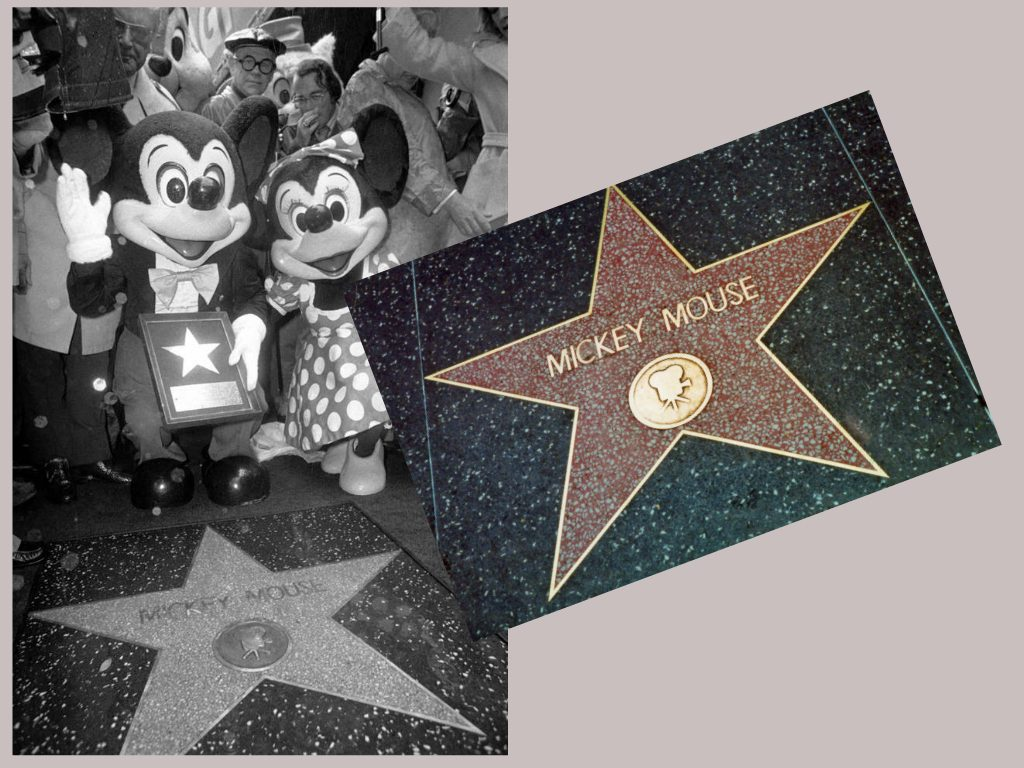 Hollywood Mickey maus