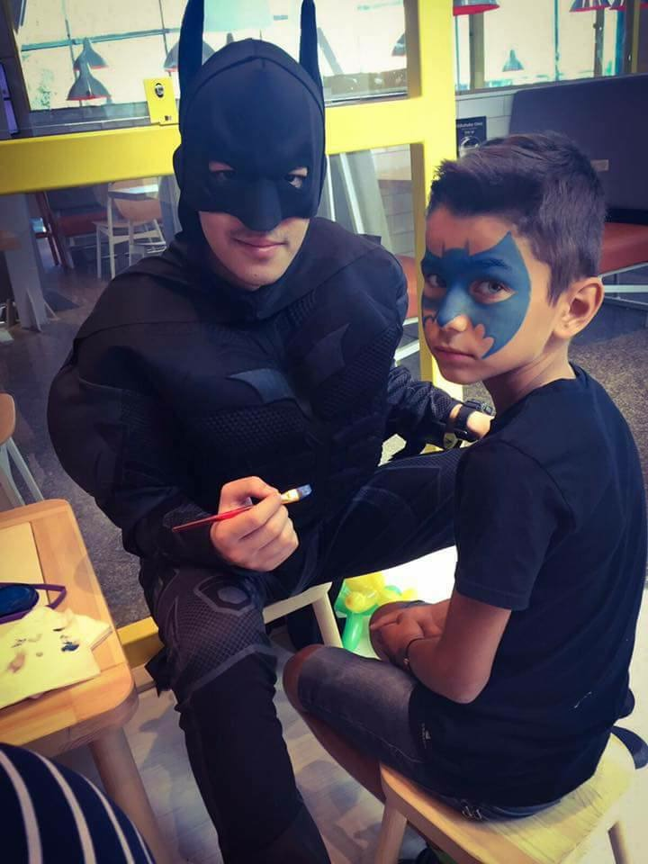 animator Batman