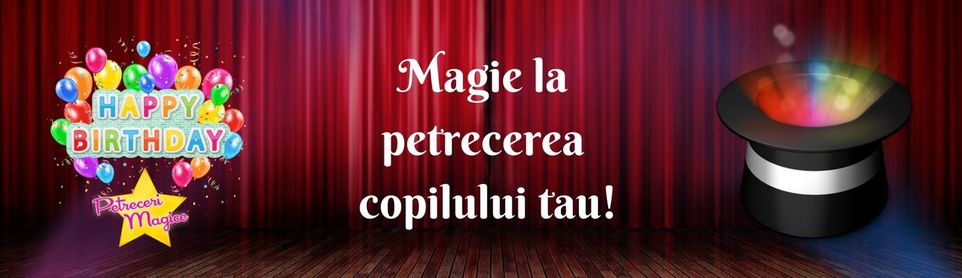 magician copii Bucuresti si Ilfov