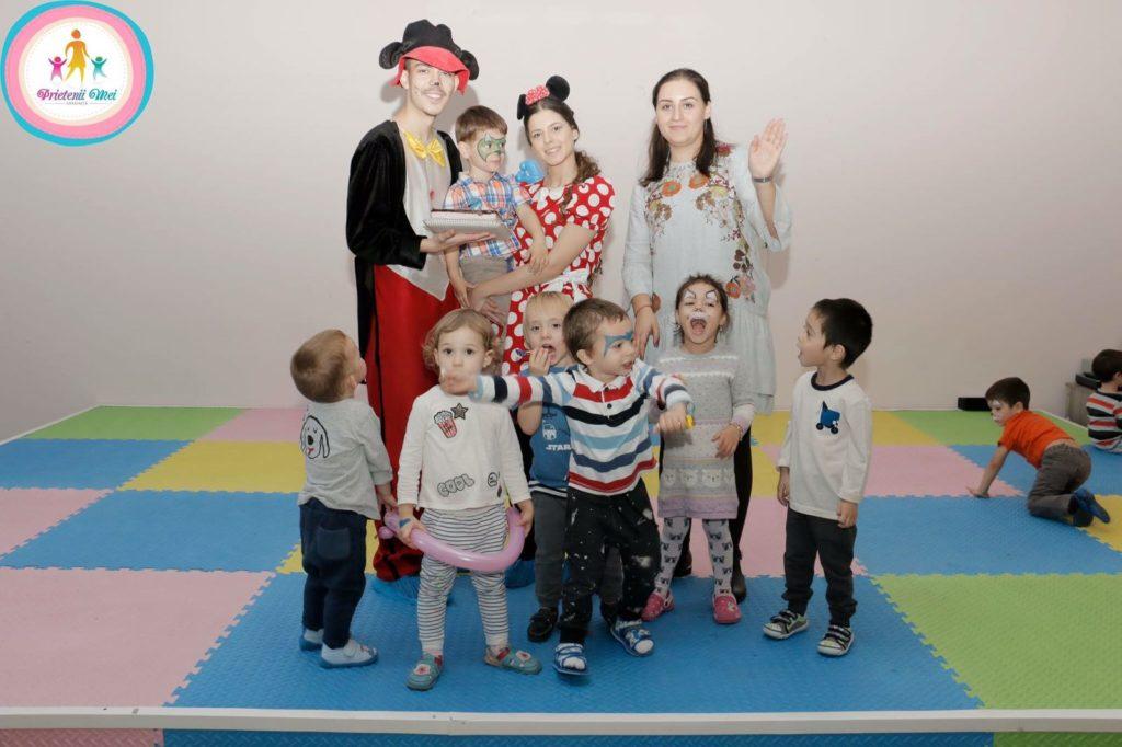 petrecere copii Bucuresti